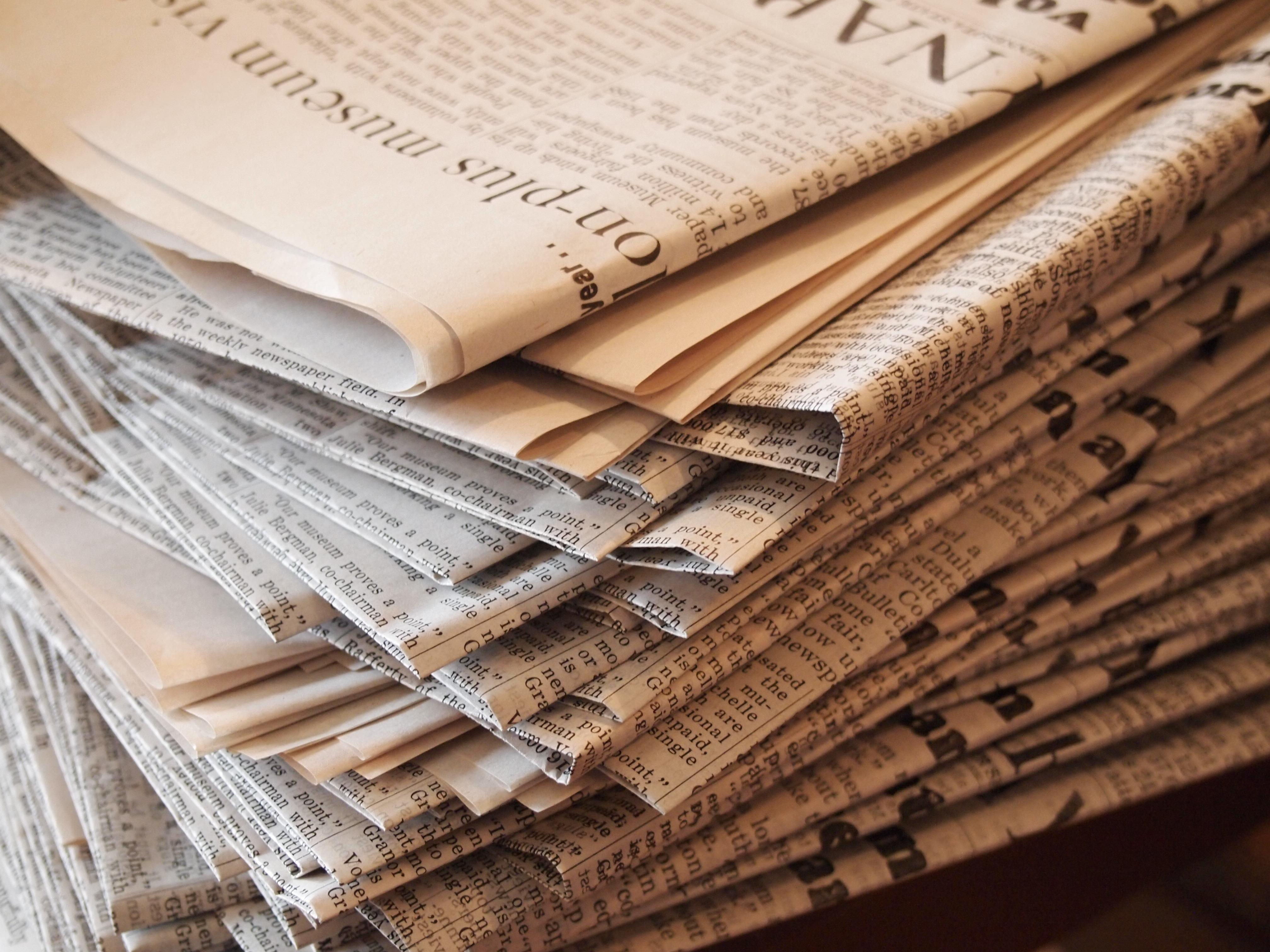 how to get old copies of newspapers